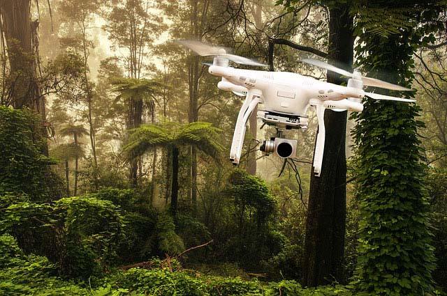 best drones for deer scouting