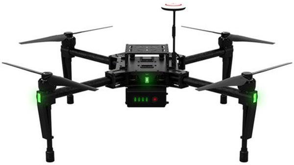 red deer drone